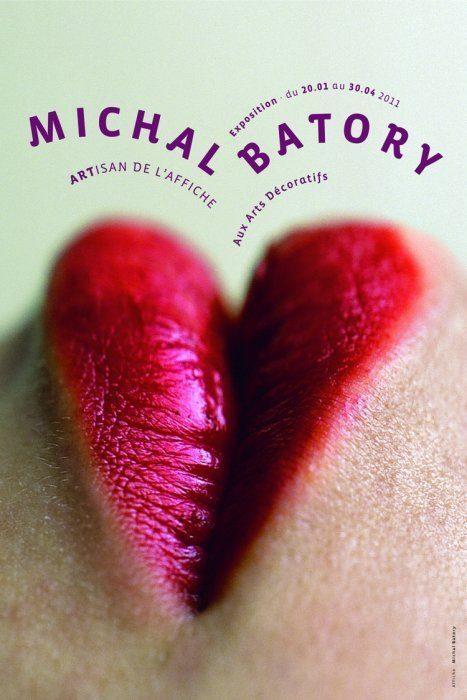 « Michal Batory, artisan de l'affiche » au Musée des Arts décoratifs : entre surréalisme et poésie.