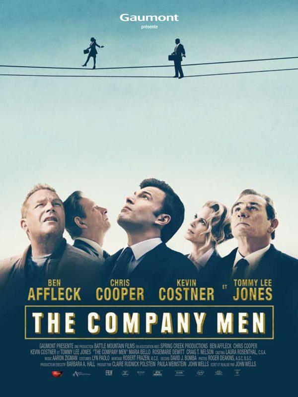 The company men: la crise du rêve américain?
