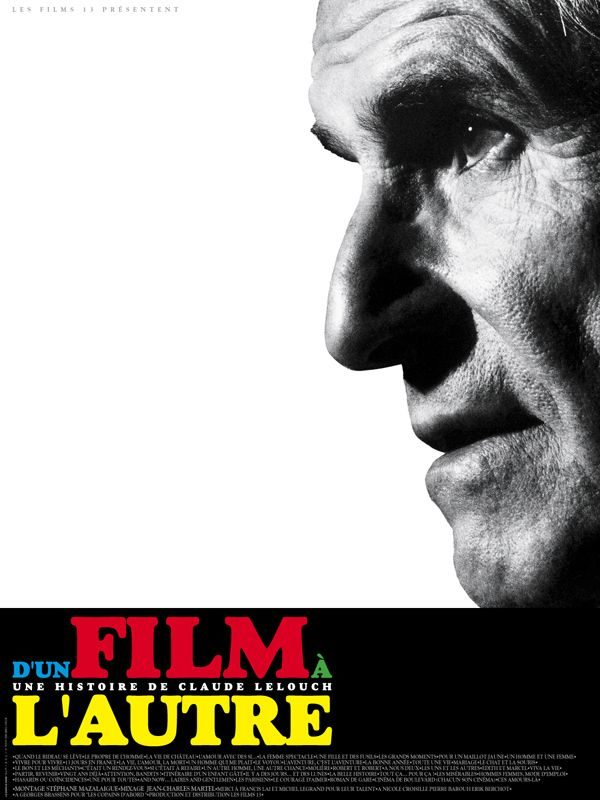 Gagnez de nombreux lots à l'occasion des 50 ans de carrière de Claude Lelouch!