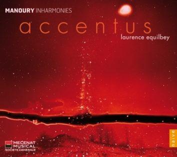 Inharmonies de Philippe Manoury, Laurence Equilbey et Accentus chantent entre les notes
