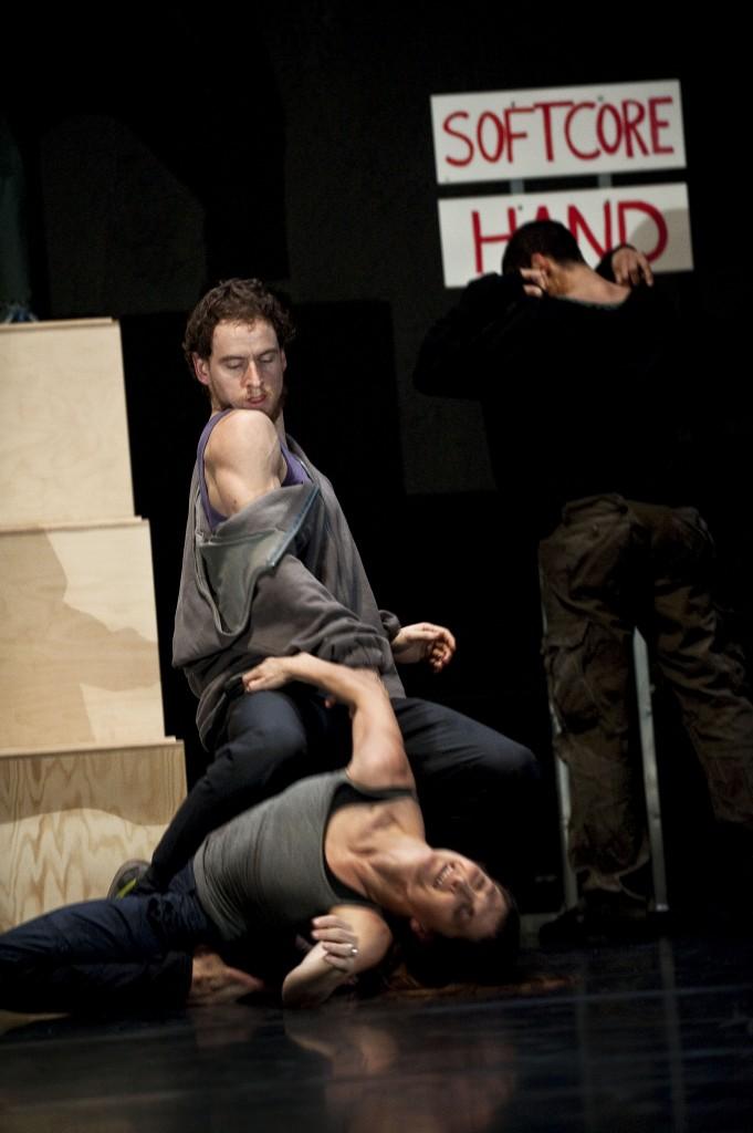 Benoît Lachambre fait danser la voix de Janis Joplin au Théâtre de la Bastille