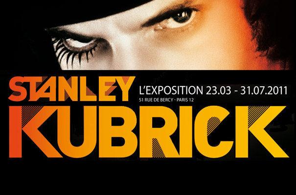 Superbe exposition Stanley Kubrick à la Cinémathèque Française