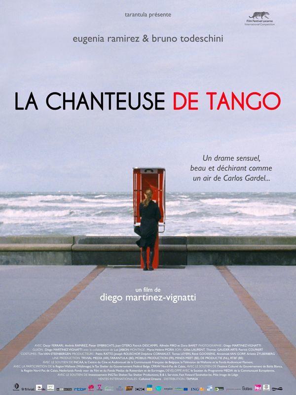 La chanteuse de tango, d'une déchirante sensualité