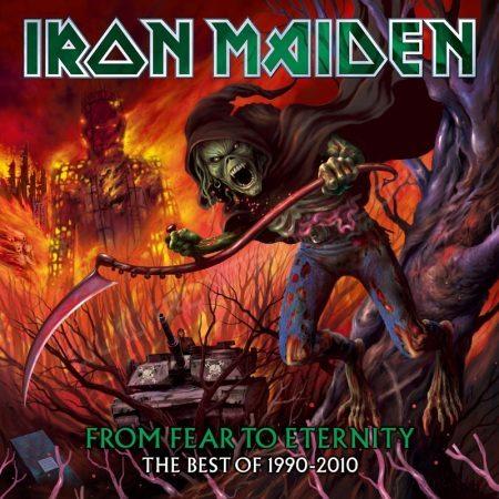 Iron Maiden : From Fear to Eternity, un nouveau best-of pour le 23 mai