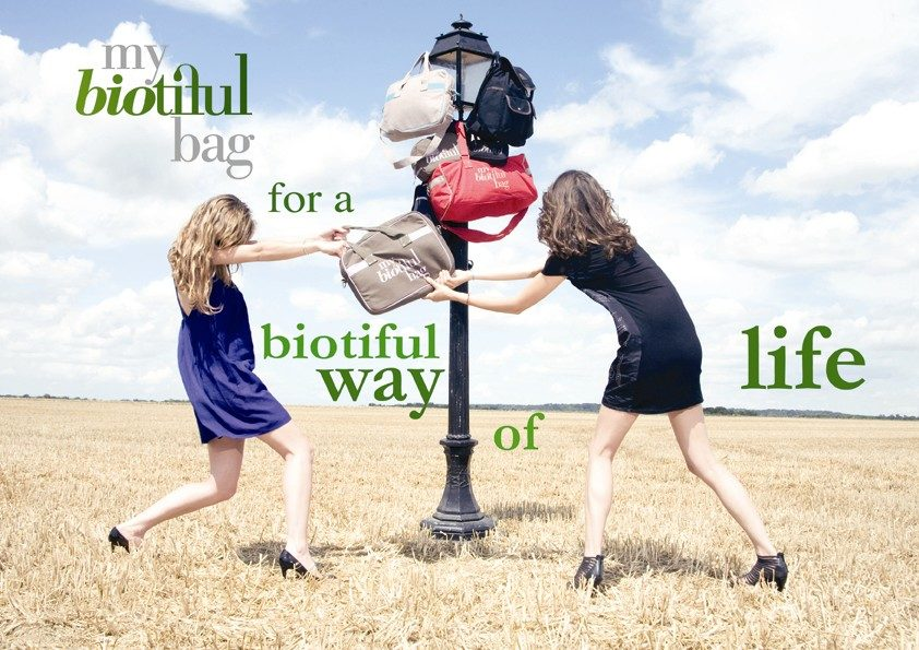 Parcours d'une entrepreneuse créative et éthique : Colette Guigue pour my biotiful bag
