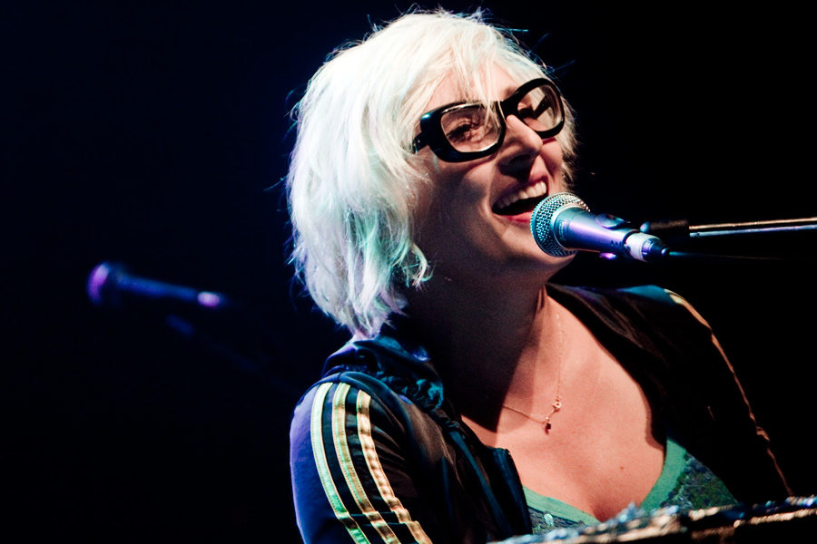 Ornette en concert à l'Européen le 29 mars 2011