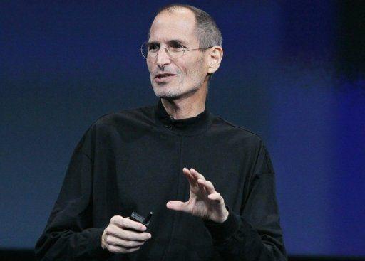 Steve Jobs a présenté l'IPAD 2