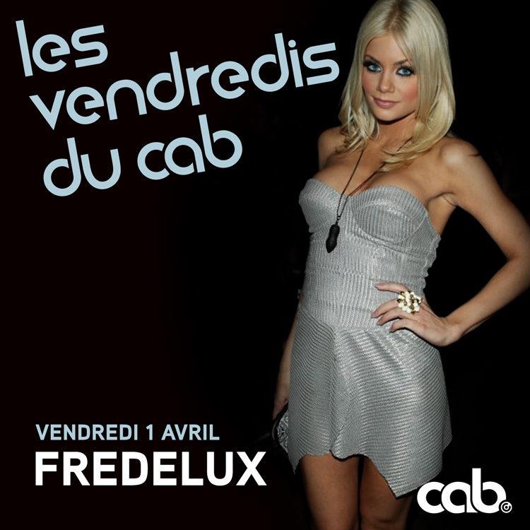 Gagnez 10×2 places pour la Soirée du vendredi au Cab : Seras-tu la prochaine égérie ? le vendredi 1er avril 2011