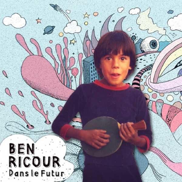 Ben Ricour : l'interview, son EP et son cajon