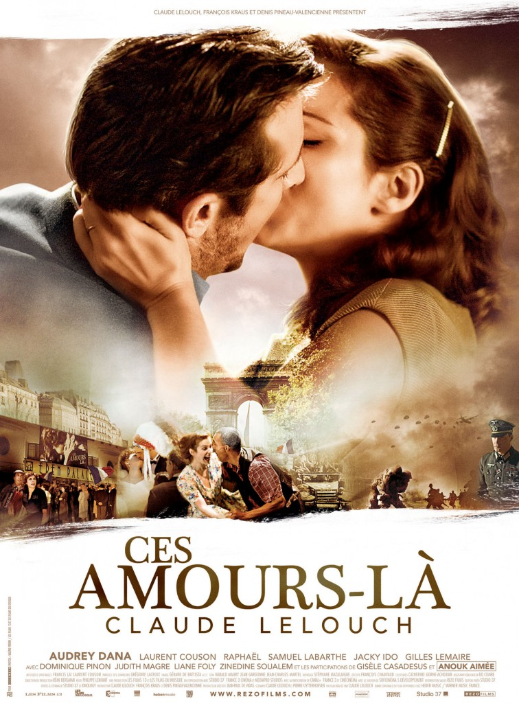 Gagnez 2 DVDs de Ces amours-là