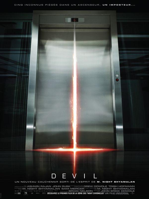 Devil : ascenseur avec le diable