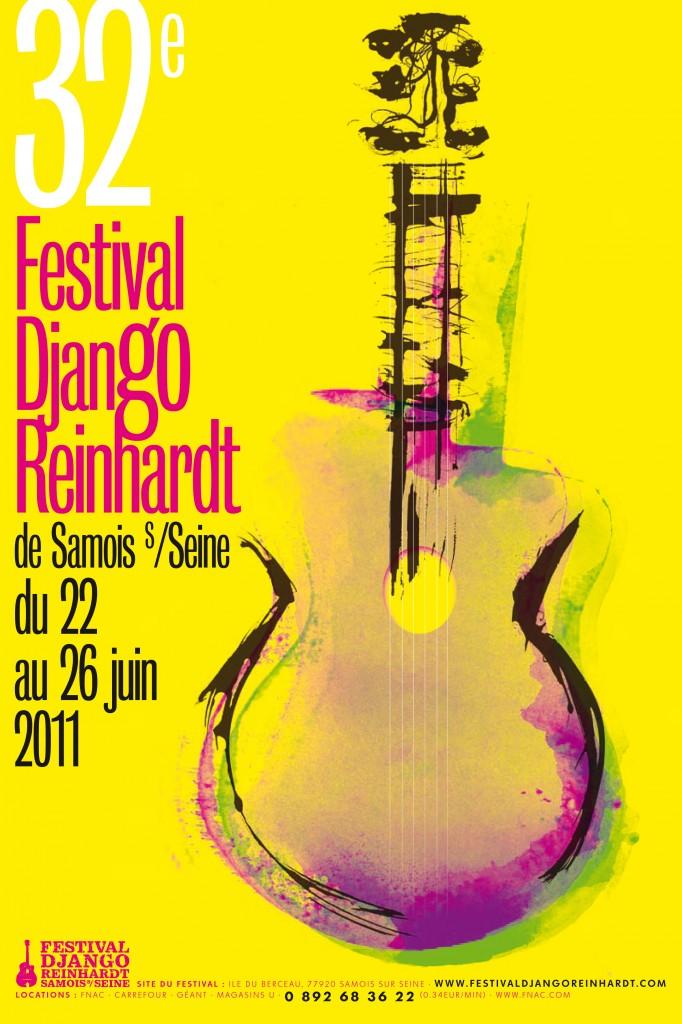 Festival Django Reinhardt du 22 au 26 juin