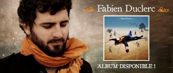 Gagnez 3×2 places pour le concert de Fabien Duclerc aux Trois Baudets le 27 avril 2011