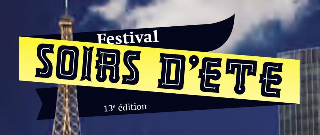 Incroyable programmation pour le Festival Soirs d'été
