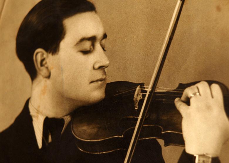 Haim à la lumière d'un violon ou la vie sur 4 cordes