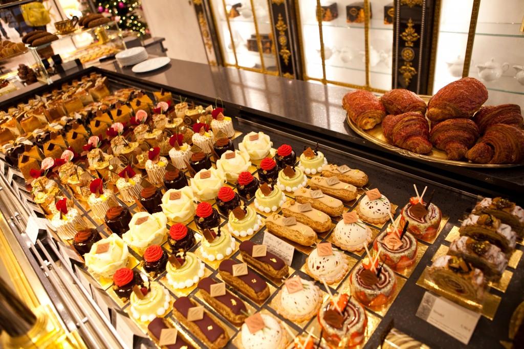 Imp riales p tisseries russes au caf pouchkine - Salon des inventions paris ...