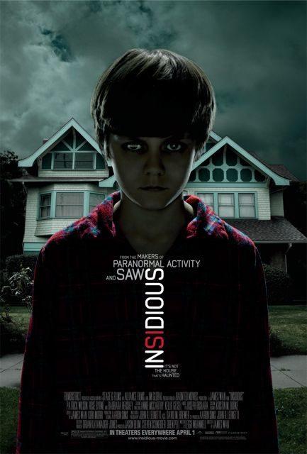 Gagnez 2×2 places pour une avant-première nocturne du film Insidious, Samedi 23 avril