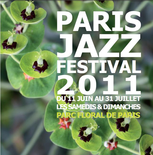 Un très beau Paris Jazz Festival…