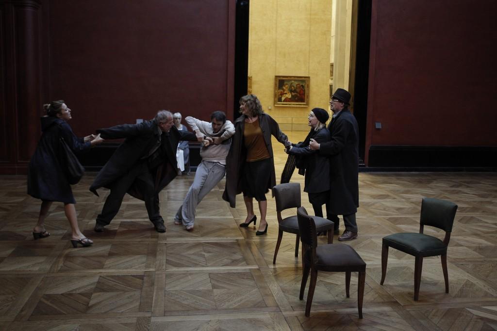 Les Molières, Feydeau, Chéreau, Pommerat et Julien Sibre en tête