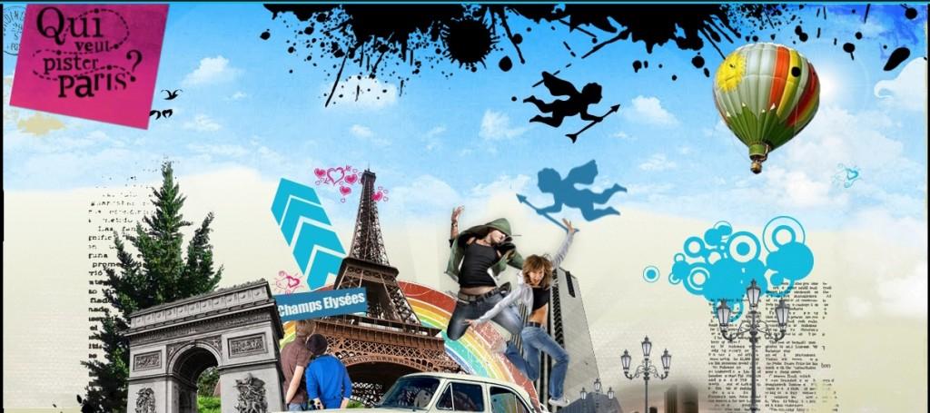 Decouvrez Paris par un jeu de piste