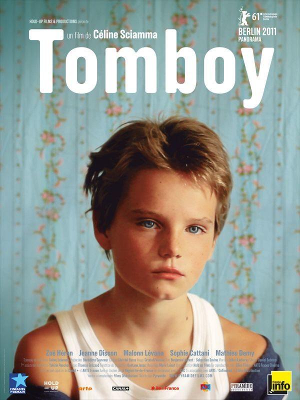 Tomboy : problématiques adolescentes sur l'identité sexuelle