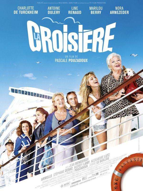 La croisière: comédie franchouillarde, drôle et fière de l'être!