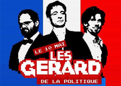 Les «Gérard»: un nouvel évènement, les «Gérard de la politique»