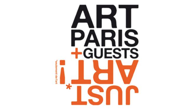 Artparis, Just Art! jusqu'au 3 avril au Grand Palais