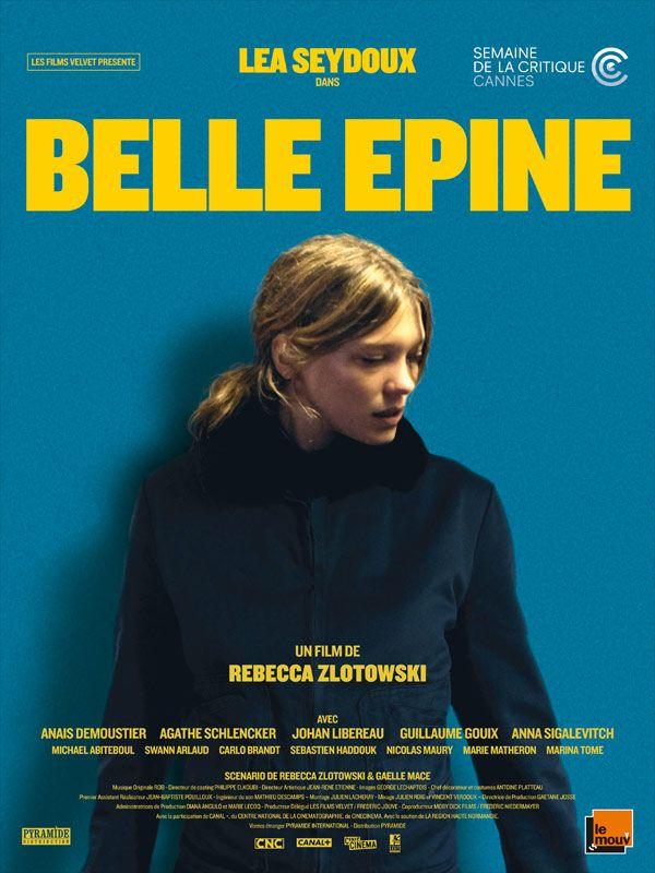 Belle épine de Rebecca Zlotowski en dvd