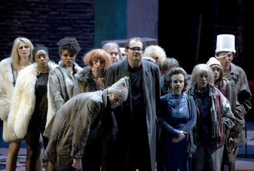 Un opéra de quat'sous contemporain à la Comédie Française