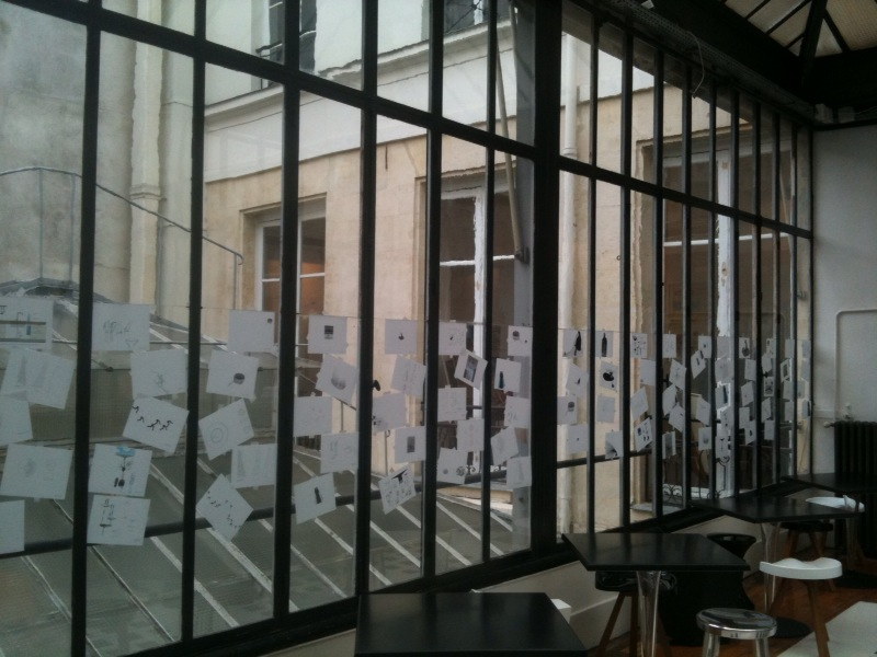 Chic fait pétiller le dessin contemporain à l'Atelier Richelieu