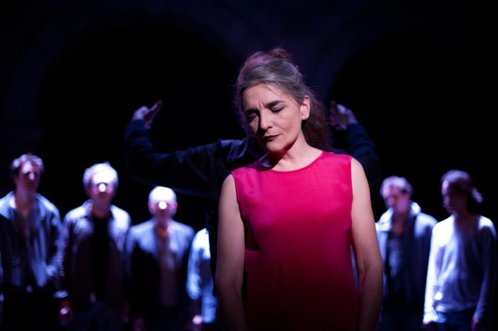 Clients, spectacle pour adultes, mise en scène Clotilde Ramondou sur un texte de Grisélidis Réal