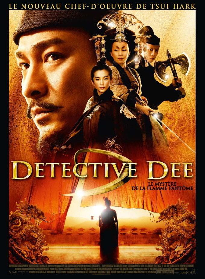 Détective Dee et le mystère de la flamme fantôme, une somptueuse partie de cluedo chinoise !