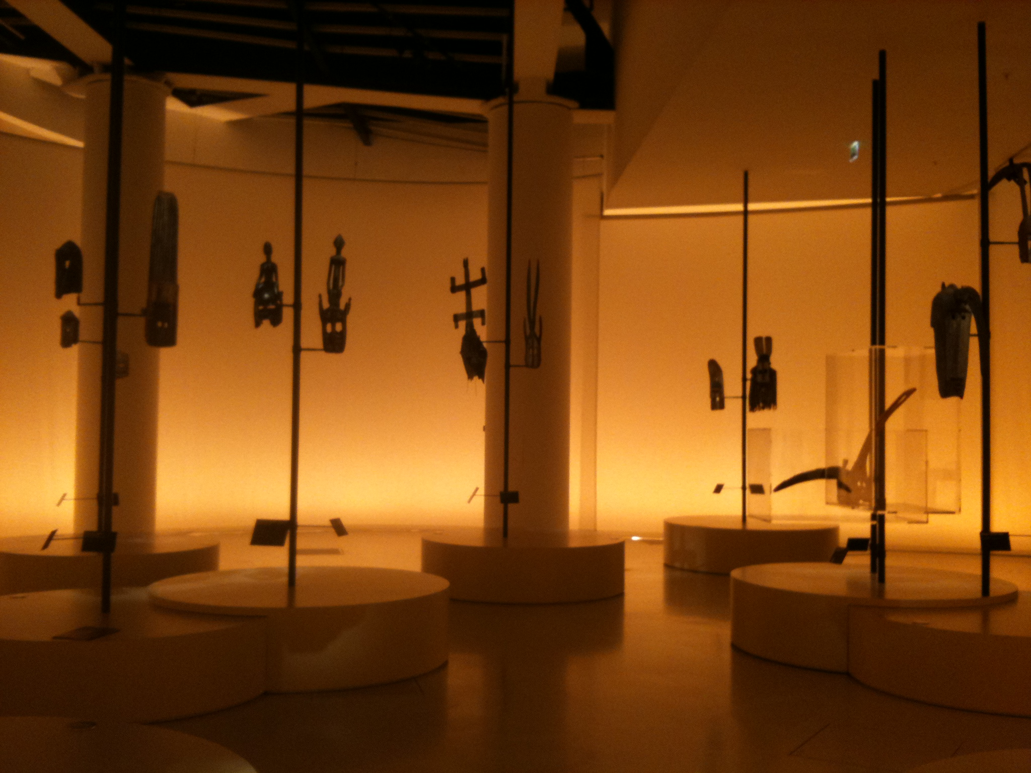 Majestueux Dogon au Musée du Quai Branly