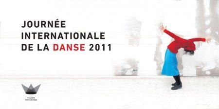 29 Avril : Journée Internationale de la danse
