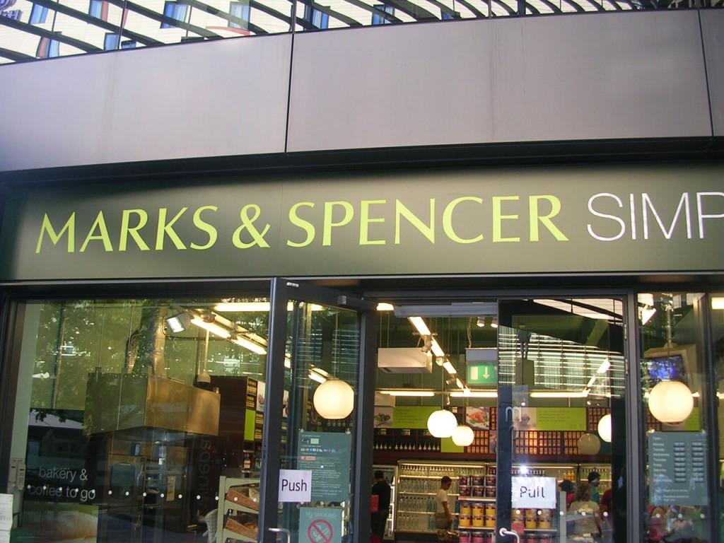Marks et Spencer annonce l'ouverture d'une nouvelle boutique sur les Champs
