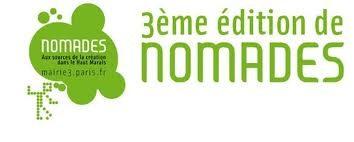 Nomades, le parcours culturel et artistique du 3ème arrondissement