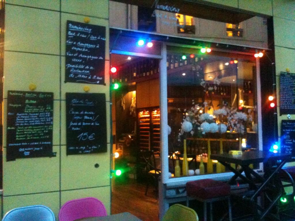 Numerocinq, le nouveau bar à vin du Canal Saint Martin