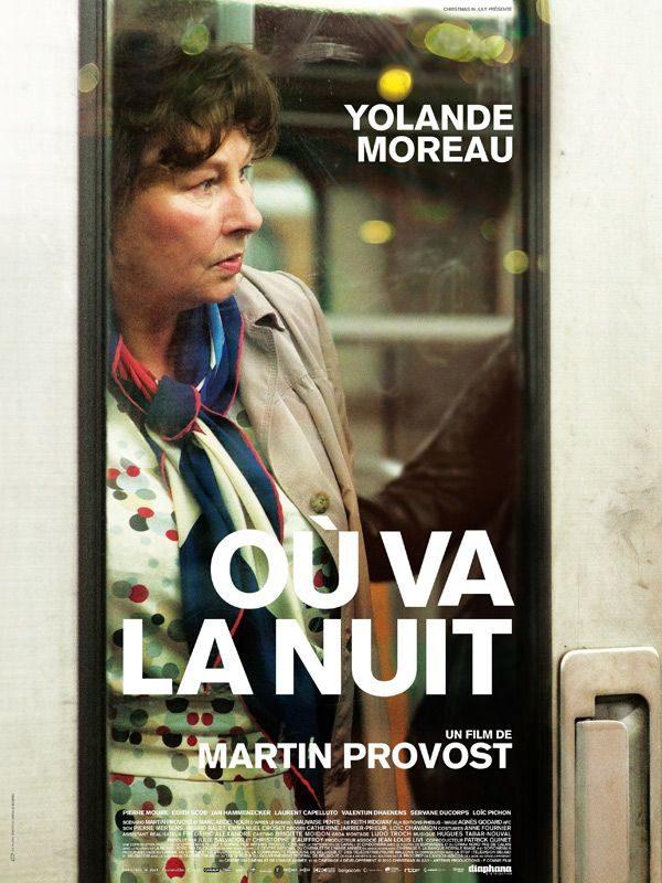 Où va la nuit : incroyable Yolande Moreau!