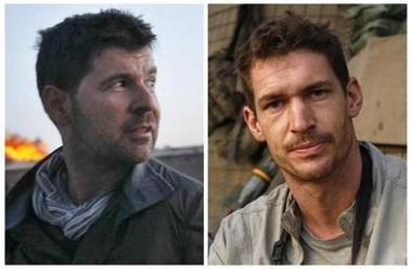 Deux photoreporters tués à Misrata en Lybie