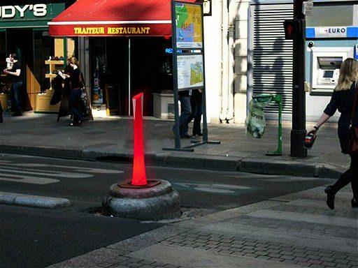 Appel à projet lancé par la mairie de Paris: «Un mobilier urbain intelligent»