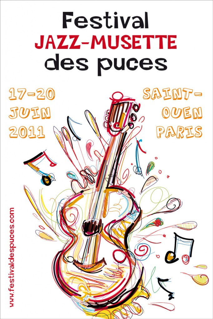Le festival Jazz-Musette des Puces