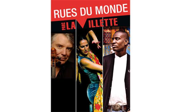Le festival Rues du Monde à la Grande halle de la Villette