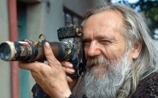 Décès du photographe tchèque Miroslav Tichy