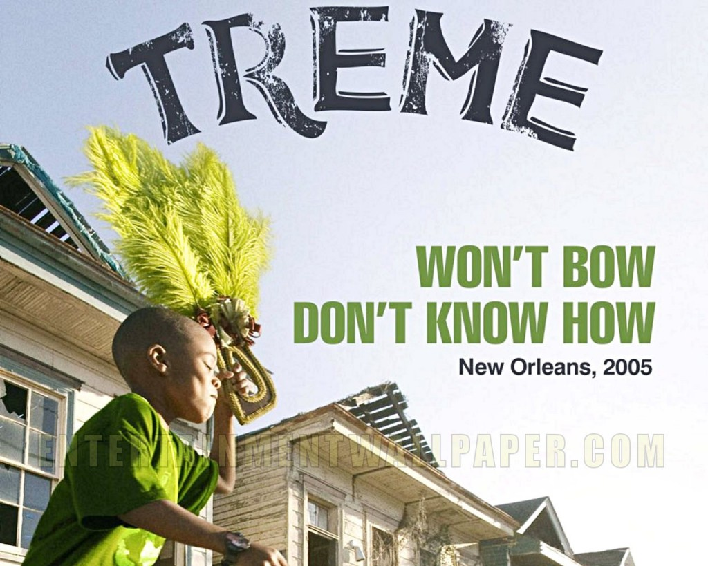 Treme, une série jazz en theme