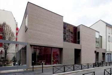 Le XXe arrondissement accueille la bibliothèque Louise Michel