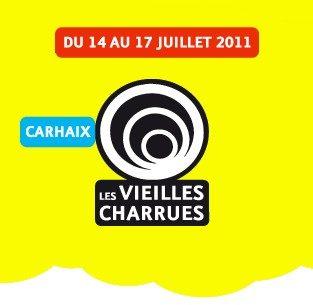 Vieilles Charrues 2011 : le programme