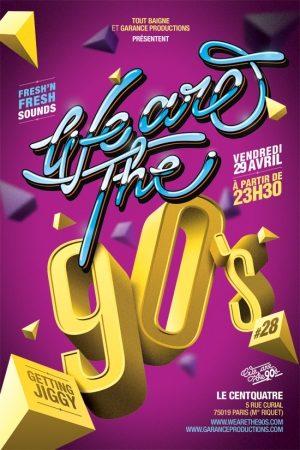 Revival: les années 90 au 104