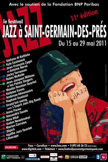 Live Report Jazz à Saint-Germain : Kellylee Evans ft Giovanni Mirabassi à la Maison des Cultures du Monde (20/05/11)