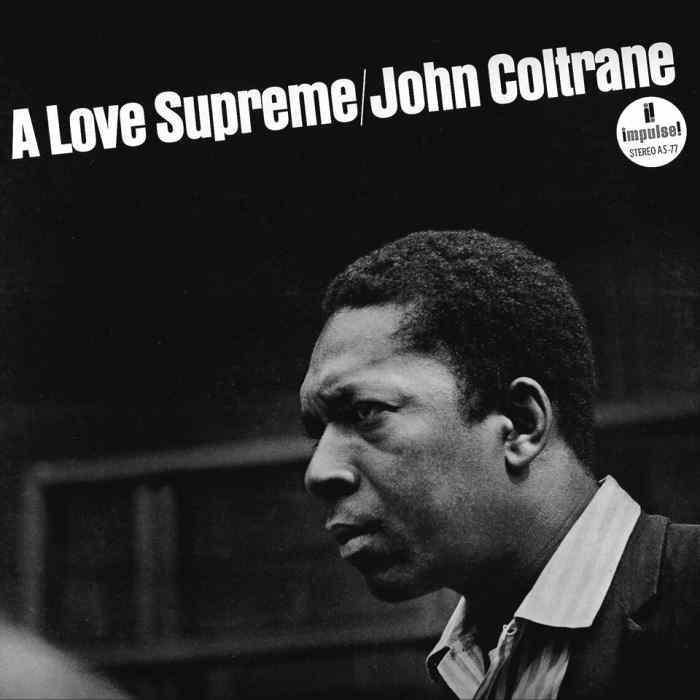 A Love Supreme : John Coltrane et la Religion